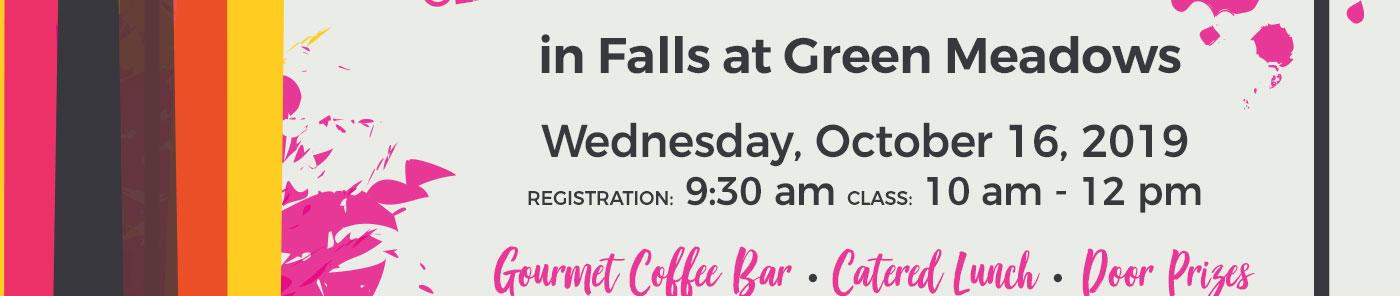 Falls at Green Meadows
